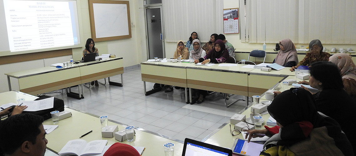 Seminar Hasil Penelitian Mahasiswa